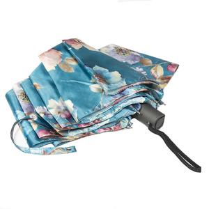 Зонт складной Pasotti Mini Tella Biruza фото-2