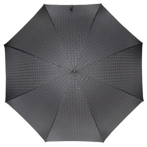 Зонт-трость Pasotti Mocasin Bizantino Black фото-2