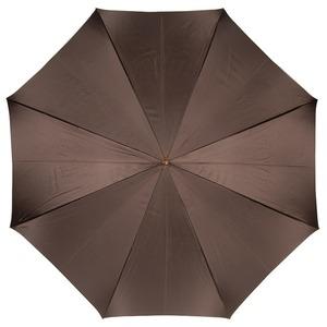 Зонт-трость Pasotti Marrone Pois Ivory Original фото-2