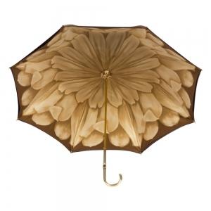 Зонт-трость Pasotti Morrone Georgin Beige Oro фото-3