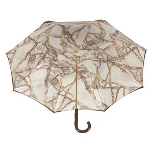 Зонт-трость Pasotti Marrone Rig Vernis фото-3
