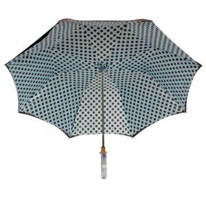 Зонт-трость Pasotti Morrone Sky Pois Plastica фото-3