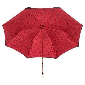 Зонт-трость Pasotti Nero Bubbles Clef фото-4
