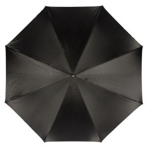 Зонт-трость Pasotti Nero Capo Swarovski Fuxia фото-2
