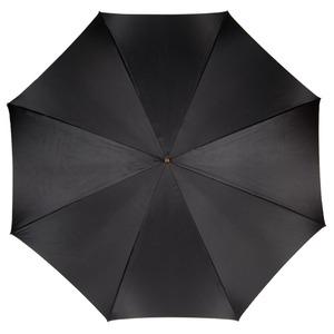 Зонт-трость Pasotti Nero Georgin Rosa Oro фото-2