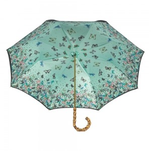 Зонт-трость Pasotti Nero Julia Bamboo фото-3
