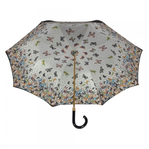 Зонт-трость Pasotti Nero Julia Plastica Picco фото-4
