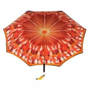 Зонт-трость Pasotti Nero Penna Tukan Lux фото-3