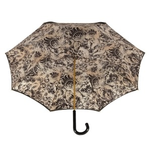 Зонт-трость Pasotti Nero Primiere Patent фото-4