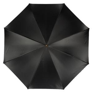 Зонт-трость Pasotti Nero Tropacal Pappagallo Lux фото-2