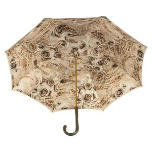 Зонт-трость Pasotti Oliva Leo Rosa Original фото-3