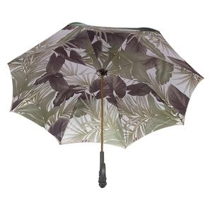 Зонт-Трость Pasotti Oliva Felce Pelle  фото-3