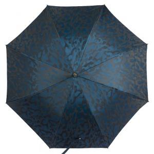 Зонт-трость Pasotti Pelle/Legno Divorzi Blu фото-2