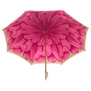 Зонт-трость Pasotti Rosa Georgin Oro фото-3