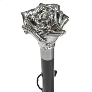Комплект Roza Silver Трость и Ложка на подставке  фото-3