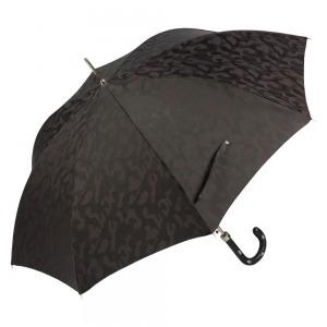 Зонт-трость Pasotti Sculls Pelle Divorzi Black фото-4