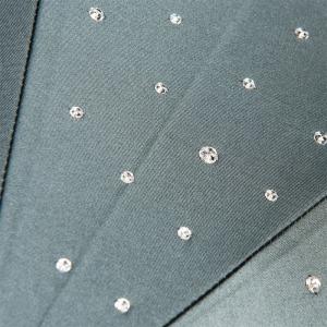 Зонт-трость Pasotti Swarovski Grigio фото-6
