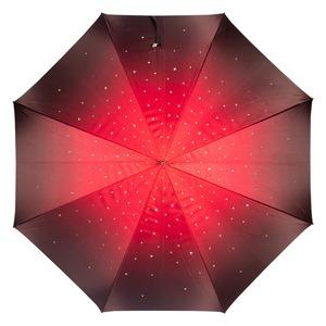 Зонт-Трость Pasotti Swarovski Rosso фото-6