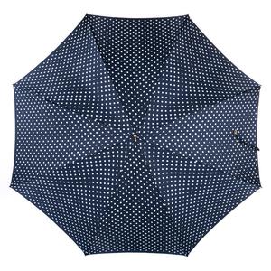 Зонт-трость Pasotti Uno Dots Blu/White Panno фото-2