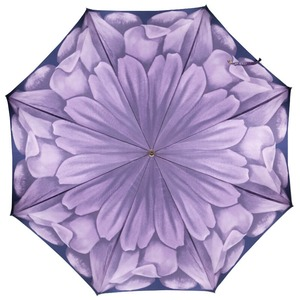 Зонт-трость Pasotti Uno Georgin Viola фото-2