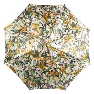 Зонт-трость Pasotti Uno Iris Verde Legno фото-2