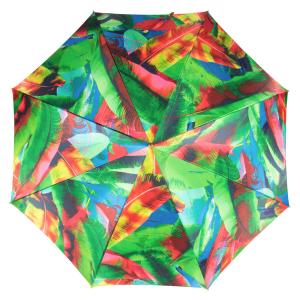Зонт-трость Pasotti Uno Leaves Quattro фото-2