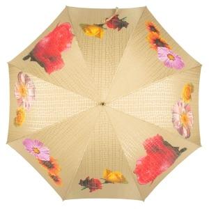 Зонт-трость Pasotti Uno Pazzle Sand фото-2