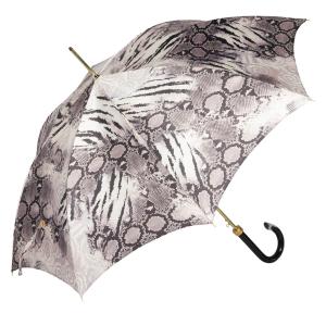 Зонт-трость Pasotti Uno Snake Gris фото-3