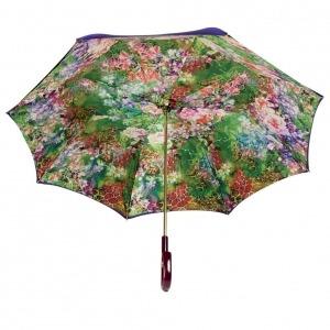 Зонт-Трость Pasotti Viola Tropical Plastica Fiore фото-3