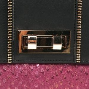 Сумка Tacicco VS-1929  Black / Rose Violet фото-3