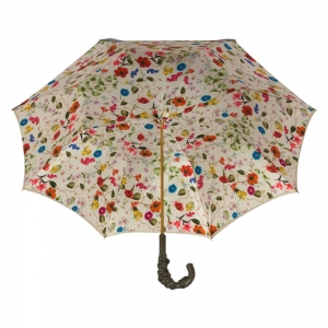 Зонт-трость Pasotti Oliva Prato Pelle фото-3