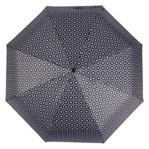 Зонт складной Baldinini 53-OC Print Grey/Black фото-3