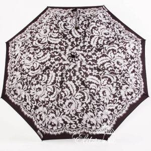Зонт Складной Moschino 422-OCB Lace White фото-1