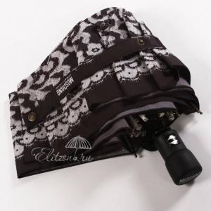 Зонт Складной Moschino 422-OCB Lace White фото-2