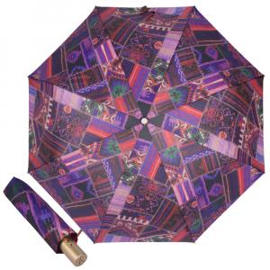 Зонт складной M&P C5867-OC Entico Viola фото-1