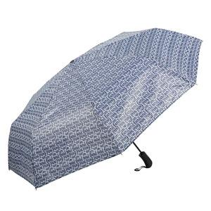 Зонт складной Baldinini 39-OC Logo Blu  фото-2