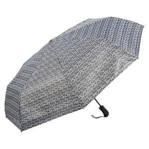 Зонт складной Baldinini 39-OC Logo Black фото-2