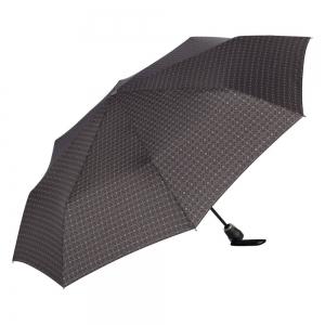 Зонт складной Bugatti 74667007-OC Print Black фото-2