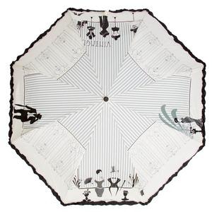 Зонт складной Emme M383B-OC Fashion Beige фото-2