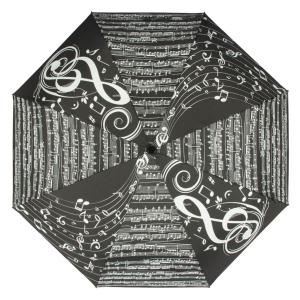 Зонт складной EMME M444T-OC Trecce Black фото-4