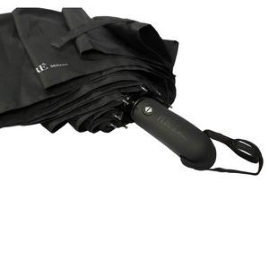 Зонт складной Ferre 3014-OC Classic Black  фото-3