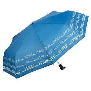 Зонт складной Ferre 6014-OC Line Blu фото-2