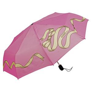 Зонт складной Ferre 6021-OC Tape Pink фото-2