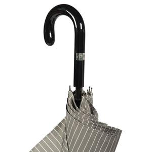 Зонт-трость Ferre 6029-LA Stampato Grey  фото-4