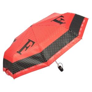 Зонт складной Ferre 6034-OC Pois F Red фото-2