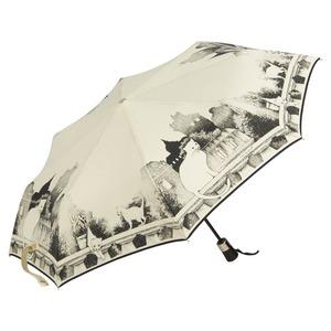 Зонт складной GDJ 3497-OC Cats Crema фото-2