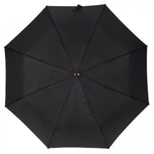 Зонт складной Guy De Jean 4600-OC Demi Noir фото-3