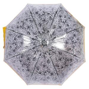 Зонт-Трость Joy Heart J9492-LA Crystal Flowers Umber фото-4