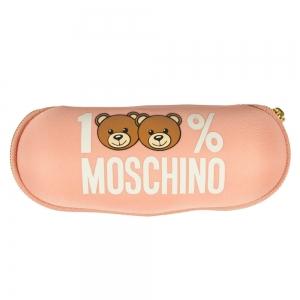 Зонт складной Moschino 8071-SuperminiN 100% Moschino Pink фото-4