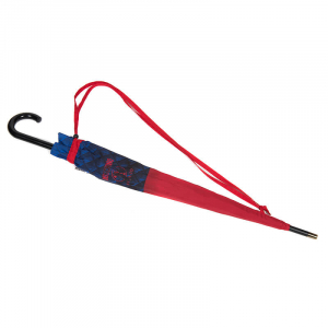 Зонт-трость Moschino 8249-63AUTOA Matelasse Blue фото-4